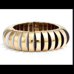 New Kate spade sliced scalloped bracelet